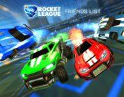 Psyonix anuncia la actualización de amigos para Rocket League