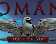Firefly Studios presenta Romans: Age of Caesar un MMO cooperativo de estrategia