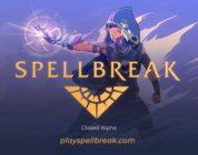 Spellbreak empieza Alpha Cerrada, ya no tiene  NDA y se lanzará en la Epic Store