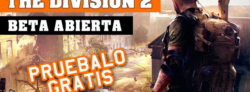 The Division 2 Beta Abierta – Todo lo que necesitas saber – Pruébalo gratis este fin de semana