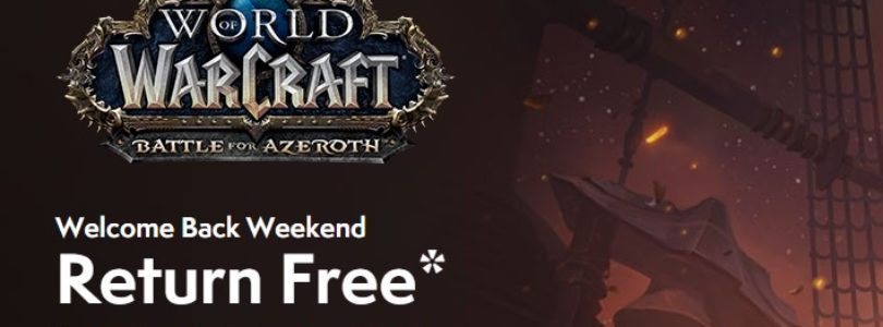 Vuelve gratis a World of Warcraft este fin de semana