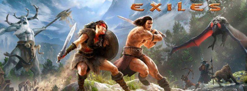Empieza el fin de semana de prueba gratuita de Conan Exiles