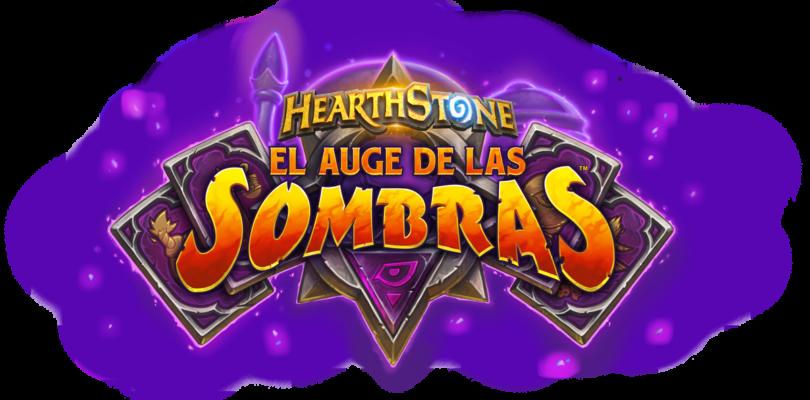 EL AUGE DE LAS SOMBRAS, DISPONIBLE PARA HEARTHSTONE EL 9 DE ABRIL