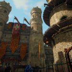 10 detalles sobre los asedios a castillos de Ashes of Creation el MMORPG