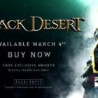 Black Desert Online ya está disponible en Xbox One