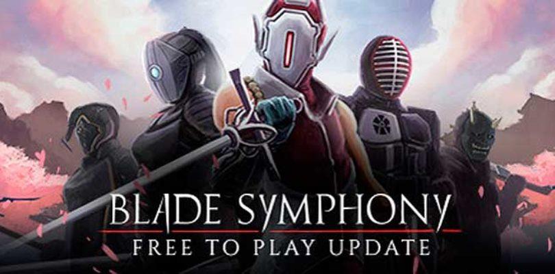 El juego de combates Blade Symphony se transforma a free-to-play