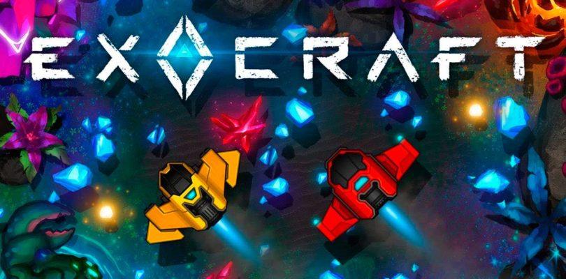 Recolecta recursos y construye tu flota de naves en Exocraft, ahora free-to-play en Steam