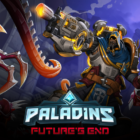 Paladins presenta a su héroe Atlas