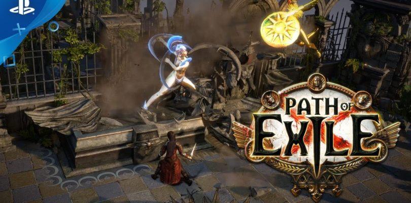Path of Exile ya está disponible en PlayStation 4
