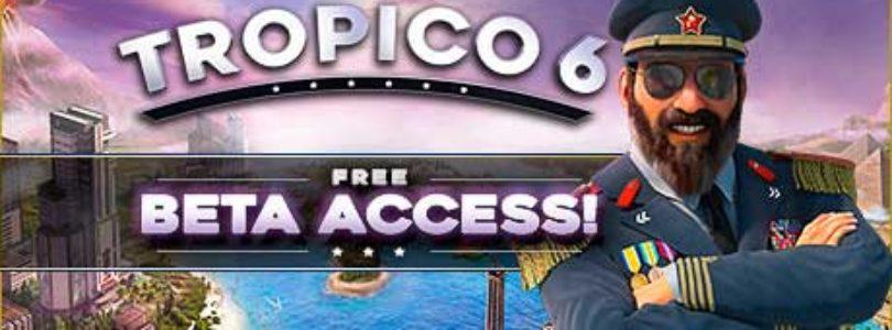 Prueba gratis Tropico 6 durante la beta abierta de estos 2 días