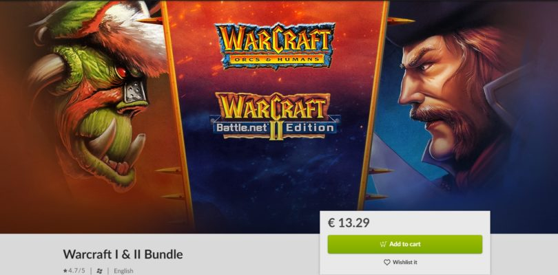 Warcraft: Orcs & Humans y Warcraft II Battle.net Edition llegan a GOG