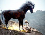 Llega el caballo Perdición a Black Desert Online