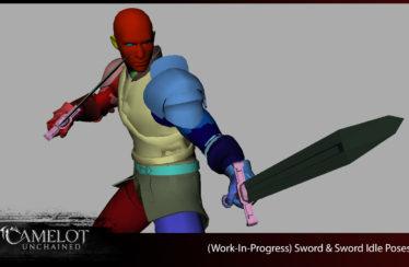 Camelot Unchained habla sobre las nuevas animaciones y la interfaz, mientras sigue desarrollando los asedios