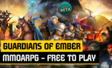 Un vistazo a la beta abierta de Guardians of Ember – MMOARPG Free To Play