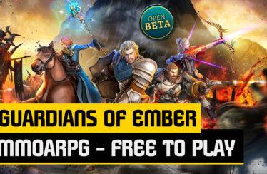 Un vistazo a la beta abierta de Guardians of Ember – MMOARPG Free To Play