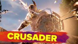 Bless Unleashed nos enseña el tráiler de presentación de la clase Crusader