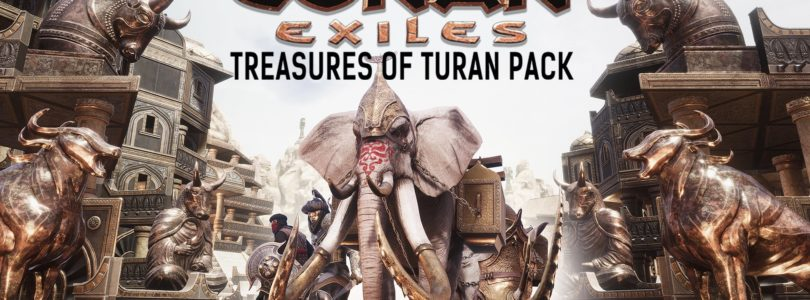 Conan Exiles presenta su DLC Treasures of Turan y su Season Pass 2
