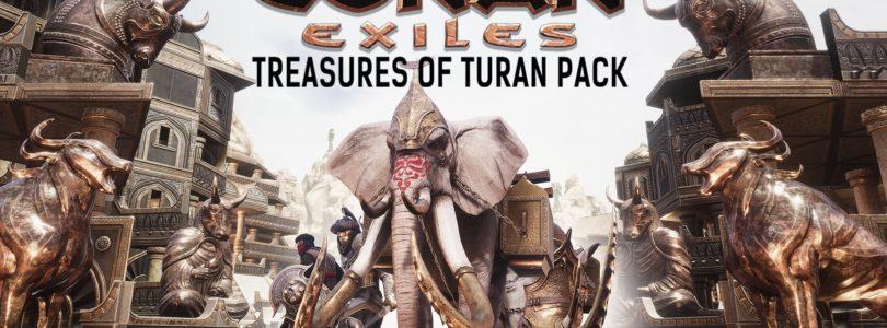 Conan Exiles presenta su DLC Treasures of Turan y su Season Pass 2