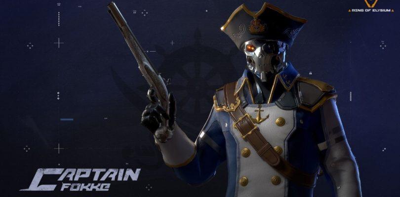 Ring of Elysium anuncia el carnaval de los piratas