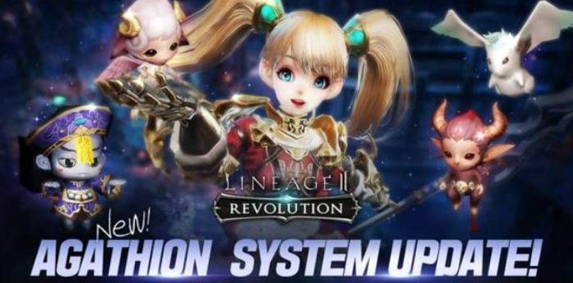 Netmarble añade un sistema de mascotas a Lineage 2: Revolution