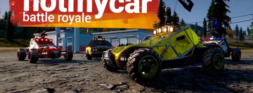 """Velocidad, coches y battle royale en """"notmycar"""", un nuevo free-to-play en Steam"""