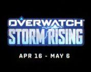 Overwatch arranca su evento Tormenta Inminente
