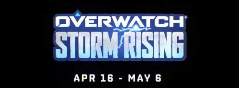 Overwatch arranca su evento Tormenta Inminente