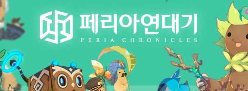Empieza la beta coreana de Peria Chronicles y le damos un vistazo a algunos gameplays