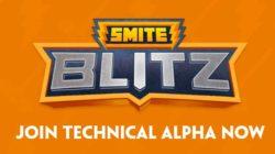 Hi-Rez presenta SMITE Blitz, un nuevo RPG táctico para móviles