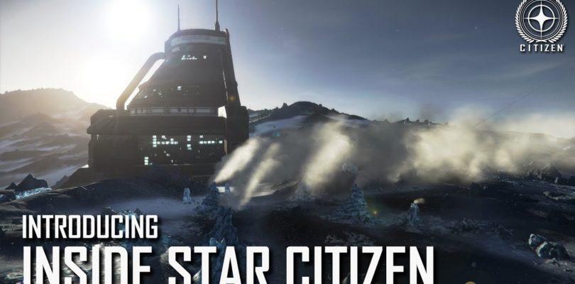 Star Citizen comienza esta semana los vídeos sobre la v3.5