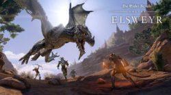 Elsweyr, los dragones y el nigromante llegan al servidor de pruebas de Elder Scrolls Online