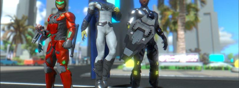 Personajes, animaciones, y mucho más entre las novedades del último parche de Valiance Online