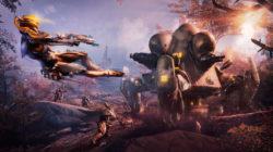 La versión de consolas de Warframe: Plains of Eidolon tiene nuevos gráficos