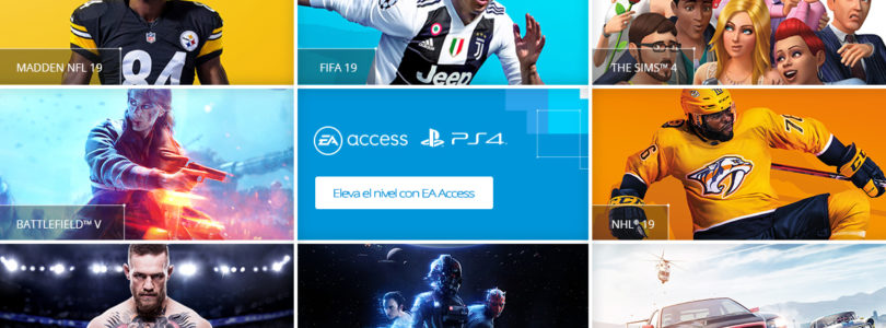 Electronic Arts ha anunciado que la suscripción EA Access llegará a PlayStation 4