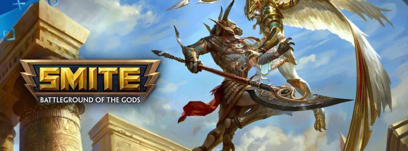 SMITE presenta a Horus y Set