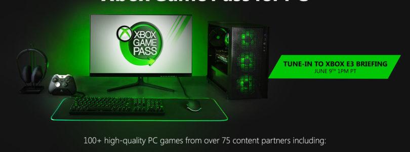 Anunciado Xbox Game Pass para PC