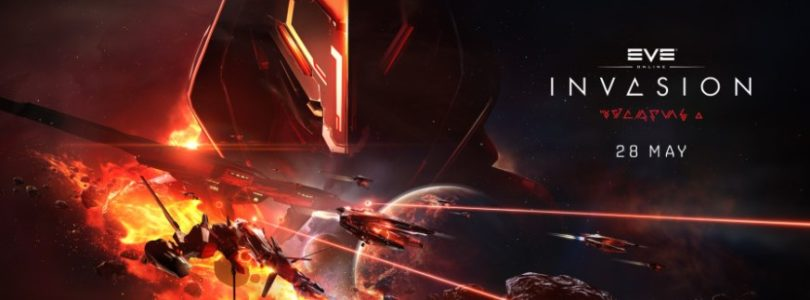 EVE Online: Invasion llegará el 28 de mayo
