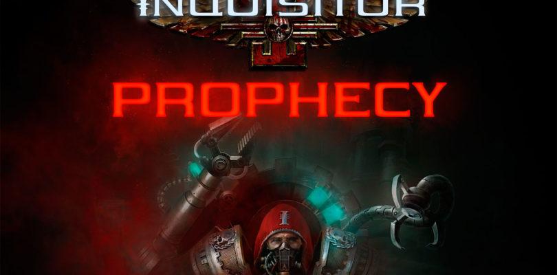 Inquisitor – Prophecy es la nueva expansión independiente para el ARPG Warhammer 40,000: Inquisitor – Martyr