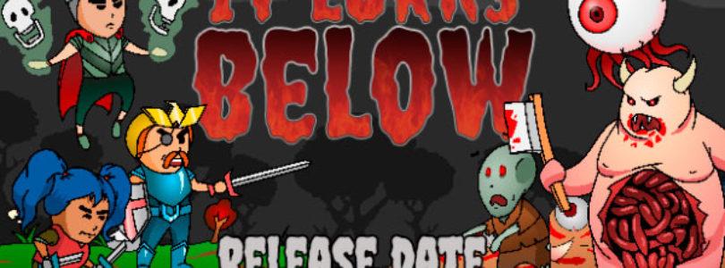 It Lurks Below se lanza oficialmente. Es el ARPG creado en solitario por David Brevik