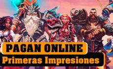 PAGAN ONLINE – Primeras Impresiones – Nuevo ARPG en acceso anticipado