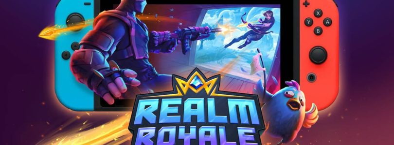 ¡Realm Royale llega a Nintendo Switch!