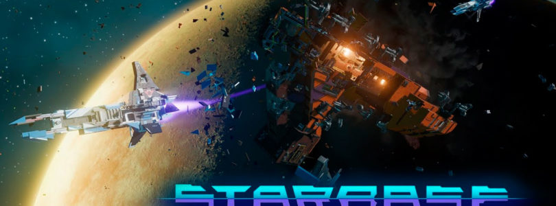 Starbase nos muestra las superficies de los planetas y la niebla