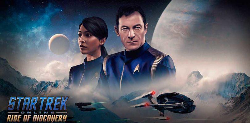 Llega la actualización Star Trek Online: Rise of Discovery con contenido basado en la serie de TV