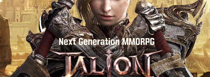El MMORPG Talion ya está disponible para dispositivos móviles