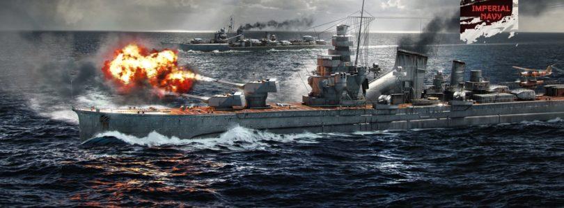 War Thunder anuncia la actualización «Imperial Navy» con 25 barcos japoneses