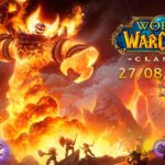 WoW Classic se lanzará oficialmente este próximo 27 de agosto