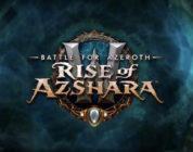 ¡Zambullíos en El Resurgir de Azshara en World of Warcraft el 26 de junio!