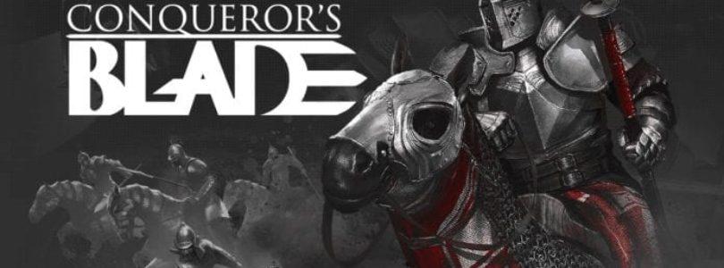 ¡Conqueror's Blade ya está disponible en beta abierta!