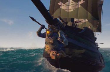 Sea of Thieves mejorará el combate con espada y añadirá un evento el 11 de diciembre