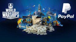 Aún estás a tiempo de reclutar a tus amigos y ganar dinero con Paypal y World of Warships